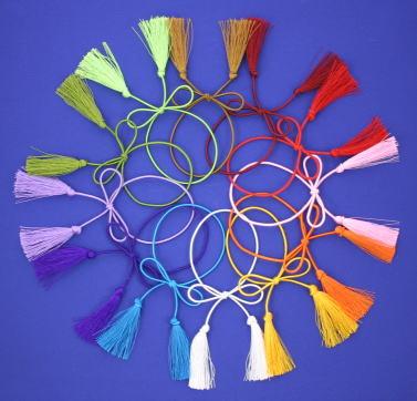 ゴム紐のむすび 京都の地にて操業50年を超え包装・装飾用の組紐専門店
